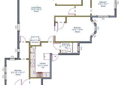 207 1 floorplan
