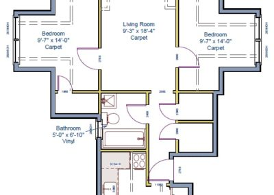 207 3 floorplan