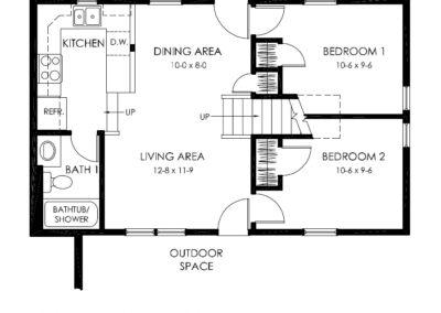5th unit 1st floor