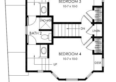 5th unit 2nd floor