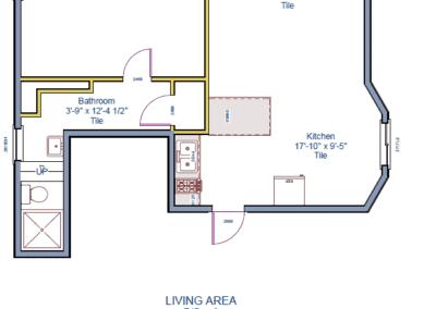 kelvin floorplan