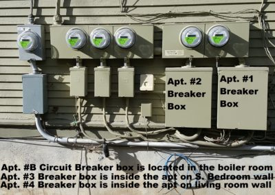 207 Kelvin Circuit Breaker locations